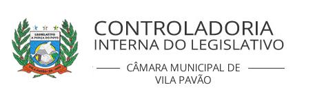 CÂMARA MUNICIPAL DE VILA PAVÃO - ES - CONTROLADORIA INTERNA